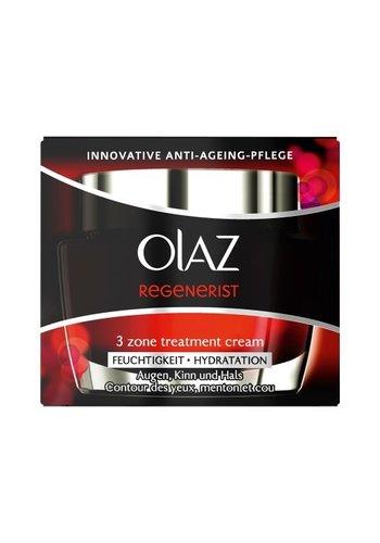 Olaz Dagcrème - Regenerist Daily 3 zones - 50 ml