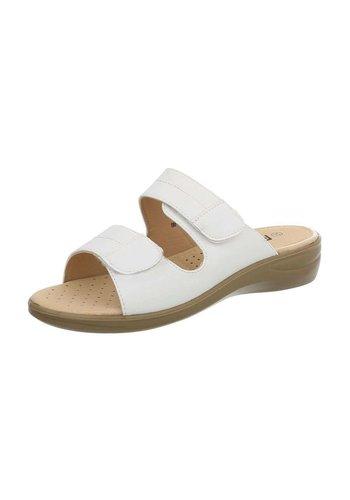 Neckermann sandales femmes blanches 88-31