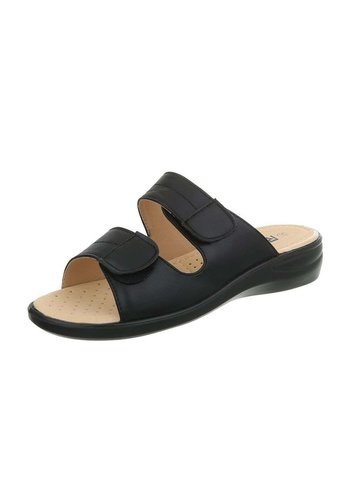 Neckermann sandales pour femmes noir 88-31