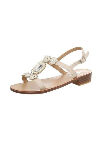 Neckermann sandales flash femme beige 3527-8