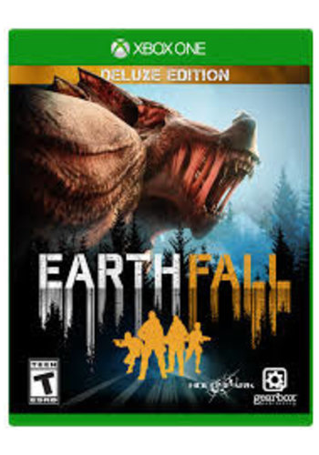 XBOX ONE Earthfall: Deluxe Edition - Xbox One