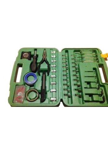Neckermann Mallette à outils - 100 pièces