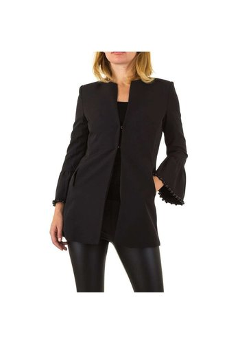 NOEMI KENT Dames jas zwart KL-WJ-7955