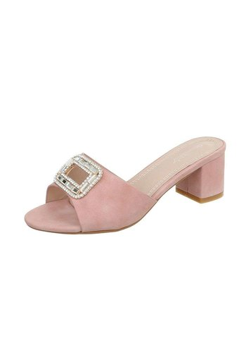 Neckermann sandales femme rose BY168-SP