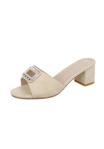Neckermann dames sandalen  beige BY168-S