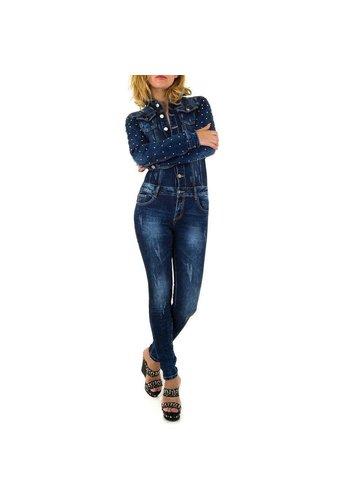 Neckermann Damen überall Jeans blau KL-E1755