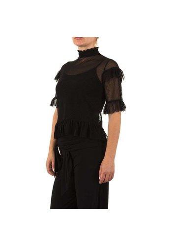 Neckermann Dames blouse zwart