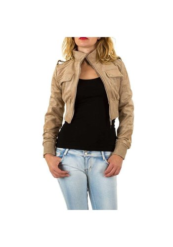 Neckermann Damenjacke taupe
