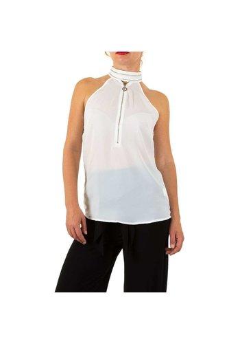 Neckermann dames blouse witte