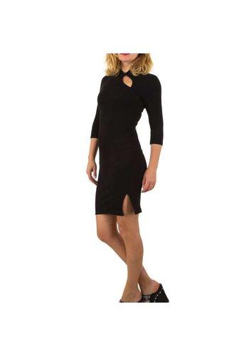 Neckermann Damenkleid schwarz
