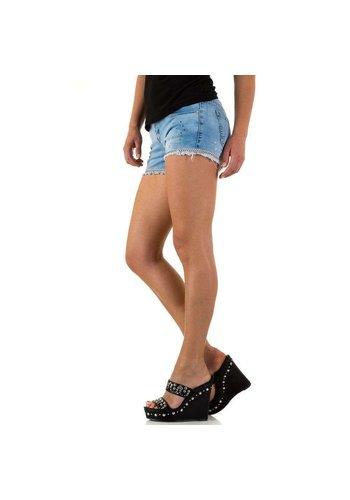 Neckermann Damen kurze Jeans Immobilien Jeans