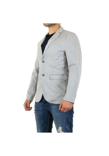 Neckermann Herenjack van Y.Two Jeans - grijs