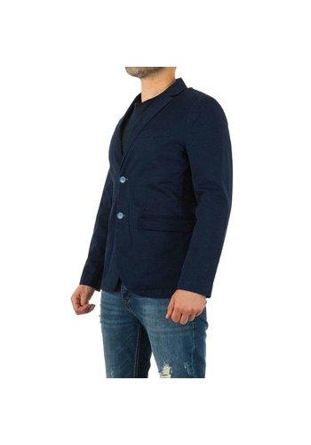 Neckermann Veste pour hommes par Y.Two Jeans - bleu