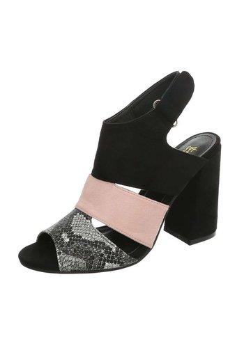 Neckermann Chaussure femme avec talon noir