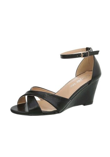 Neckermann Ladies Open Schuh mit Heel Black