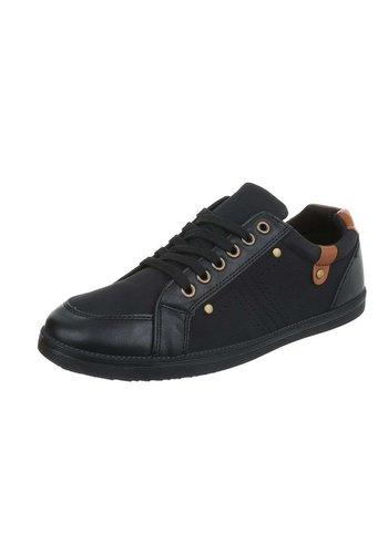 Neckermann Heren casual schoenen - zwart