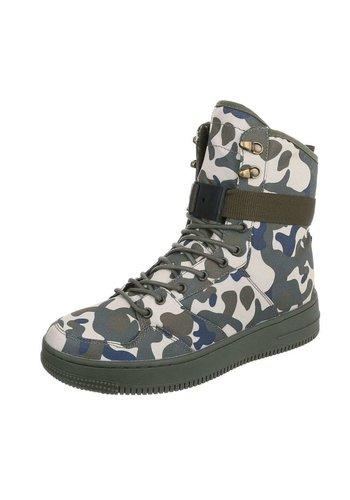 Neckermann Chaussures de sport pour hommes - vert