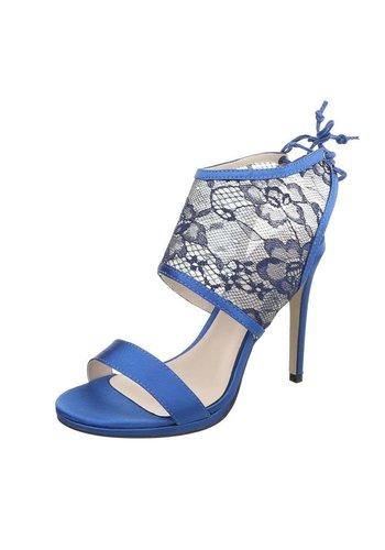 Neckermann Ladies Open Schuh - mit Heel Blue