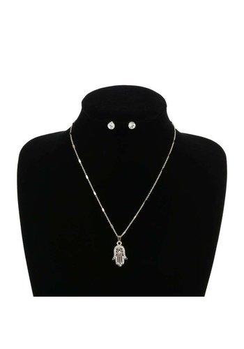 Neckermann Damen Halskette-gold