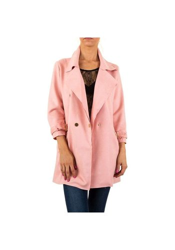 Neckermann Manteau dames - rose