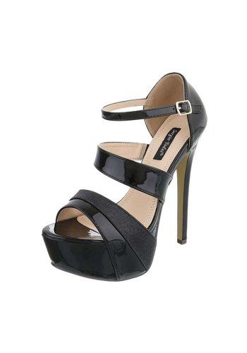 Neckermann Ladies Open Schuh - mit Heel Black