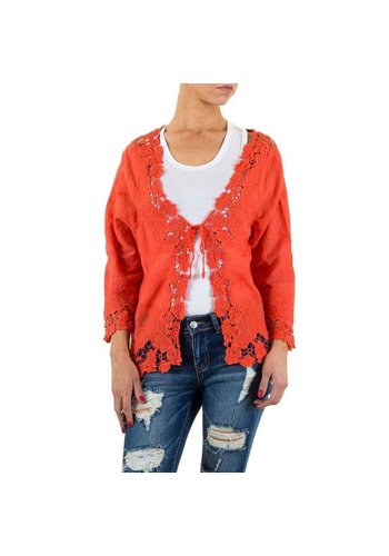 Neckermann Dames blouse-of-zo-Sweet-rood