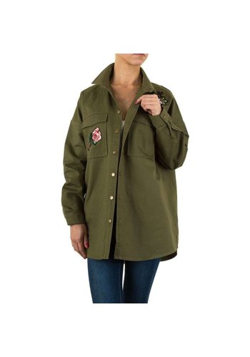 Neckermann Dames jas-of-Soky & Soka khaki