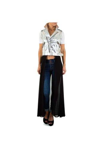 Neckermann Damen Jacke von Shk Mode - silver