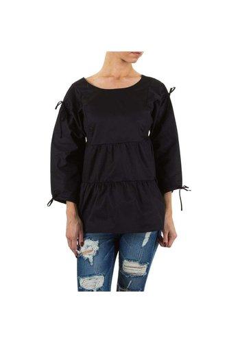 Neckermann Damen Bluse von Shk Mode - black
