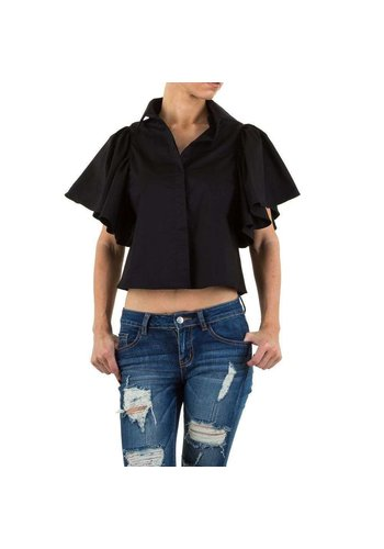Neckermann Damesblouse van Shk Mode - zwart
