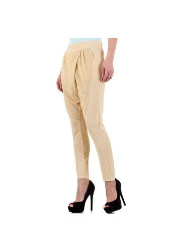 BLUE RAGS Pantalon pour femmes par Blue Rags - beige