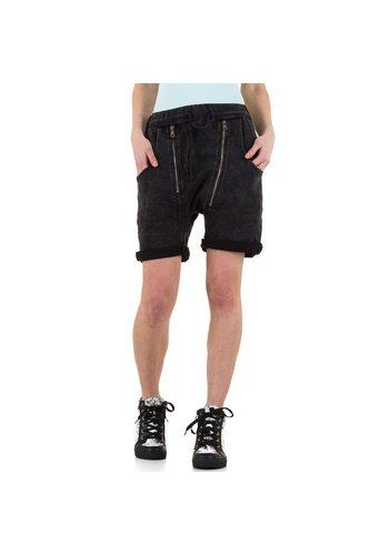 BLUE RAGS Damen Shorts von Blue Rags - black