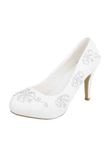 Neckermann Ladies High Heels - blanc