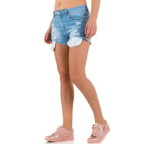 Neckermann Dames shorts van Marilyn & John - roze