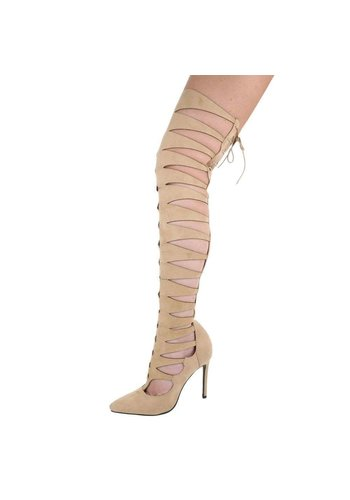 Neckermann Damen Sandalen - beige