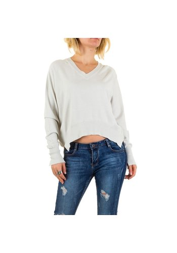 Neckermann Damen Pullover von Jcl Paris - grey