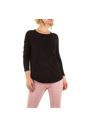 Neckermann Damen Pullover Gr. one size - black
