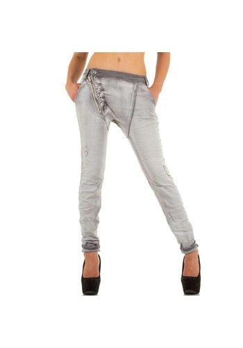Neckermann Jeans Femme Place Du Jour - gris