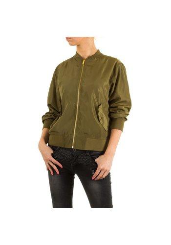 Neckermann Damen Jacke von Jcl - DK.green