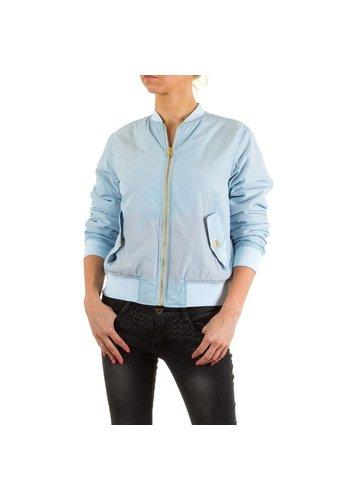 JCL Damen Jacke von Jcl - blue