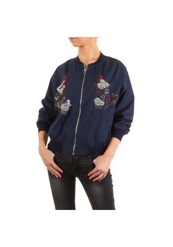 Neckermann Damen Jacke von Jcl - DK.blue