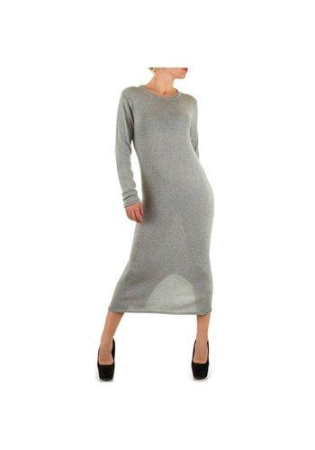 Neckermann Damen Kleid von Julie By Jcl - grey