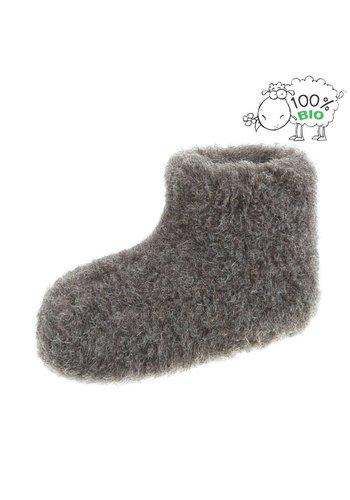 Neckermann Kids Organic Slippers - zwart