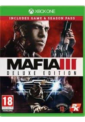 XBOX ONE Mafia 3 - Deluxe Edition - Xbox One