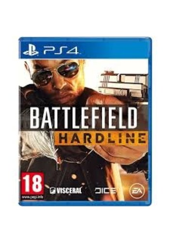 PS4 Battlefield: Hardline - PS4