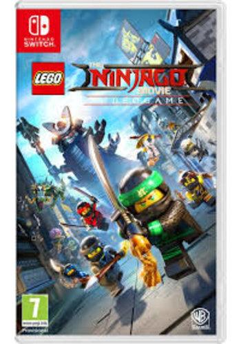 Nintendo Switch LEGO Ninjago Movie Videogame -Switch