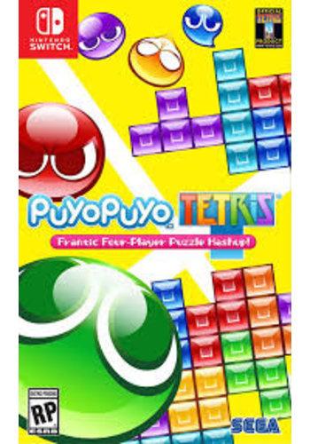 Nintendo Switch Puyo Puyo Tetris - Schalter