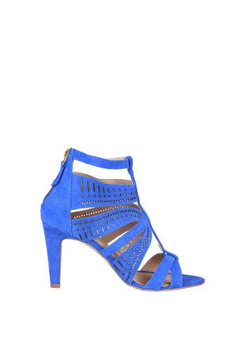 Pierre Cardin Offenes High Heel - Blau - Pierre Cardin AXELLE