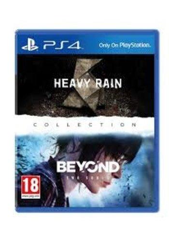 PS4 Collection Heavy Rain et au-delà de deux âmes - PS4