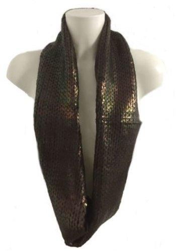 Neckermann Sjaal - koper - geweven
